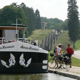 Le Triangle d'eau du Loiret à vélo (5 jours)