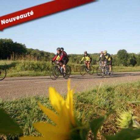 Balade comtoise à vélo, vallées de la Saône et du Doubs