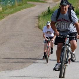 Week-end détente à vélo le long du canal de Bourgogne (2 jours)