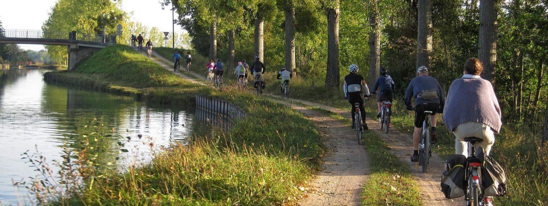 Splendeurs du canal de Bourgogne à vélo (5 à 6 jours)