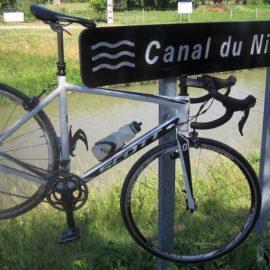 canal nivernais vélo bourgogne