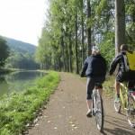 canal nivernais vélo