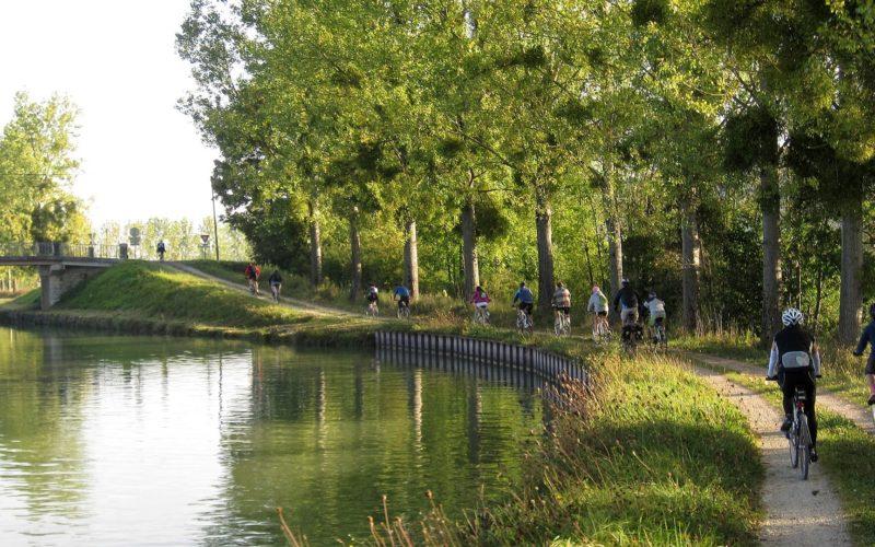 Canal de Bourgogne à vélo (5 à 6 jours)