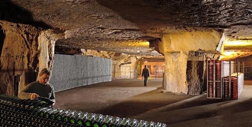 Les Caves de Bailly-Lapierre