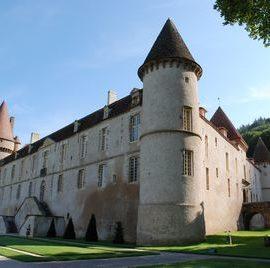 chateau bazoches vézelay bourgogne