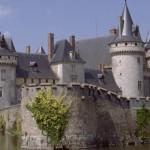 Le château de Sully, Loire à vélo (Loiret)