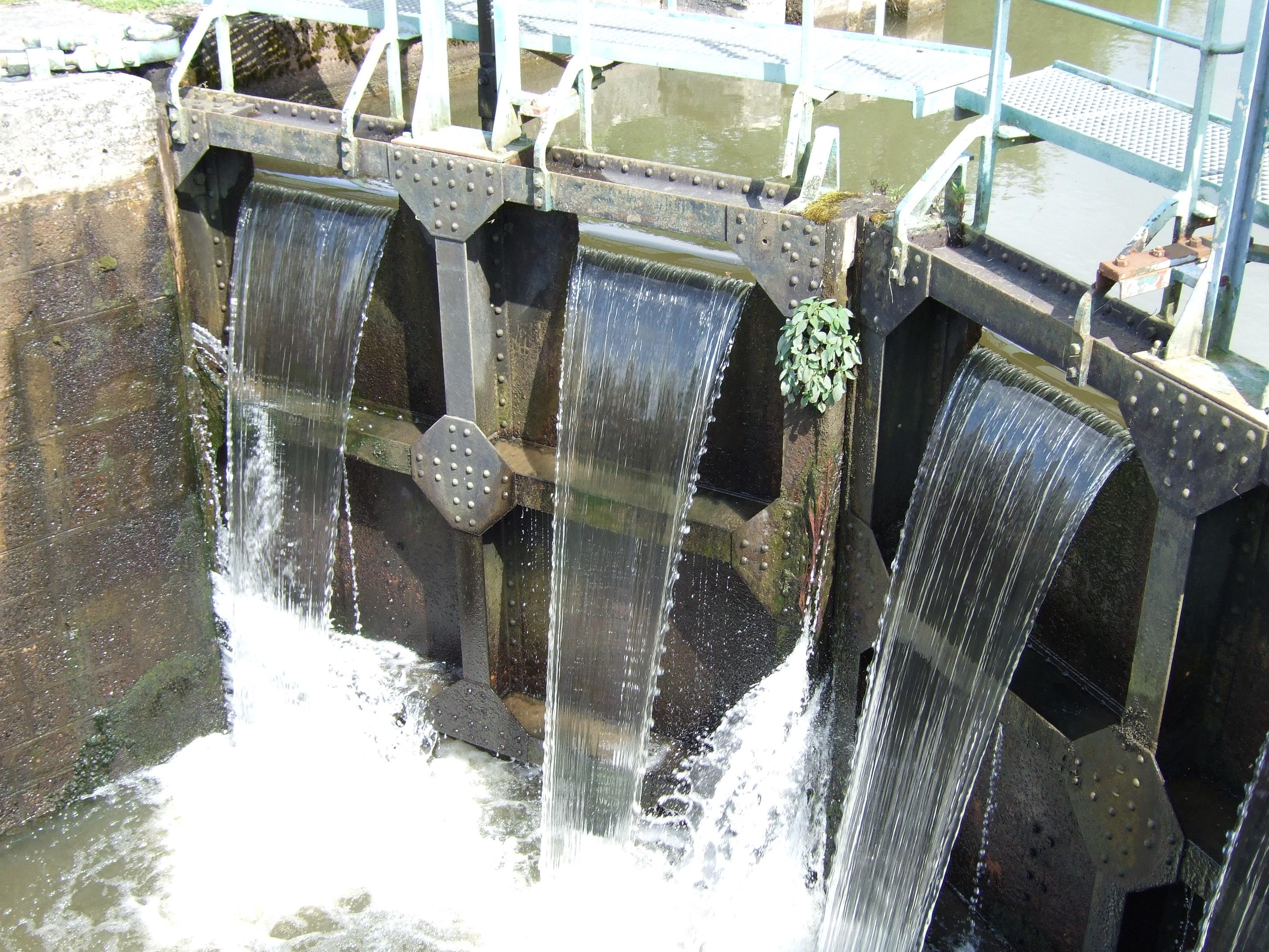 Ecluse du Canal du Nivernais