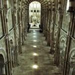 lumière basilique Sainte Madeleine Vézelay