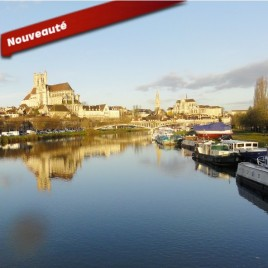 Vignobles, panoramas et vallées de Bourgogne à vélo (5 à 7 jours)