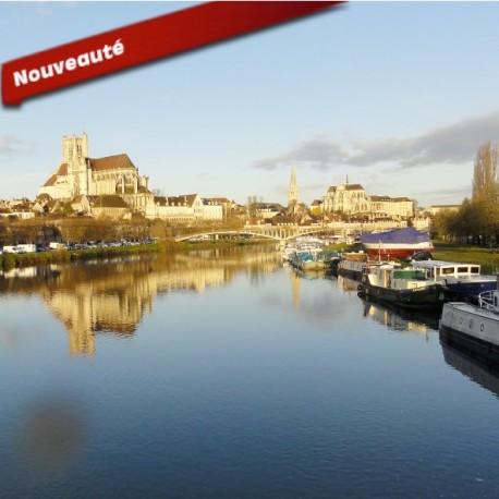 Auxerre vue du pont