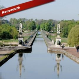 Le canal Latéral à la Loire à vélo (3 jours)
