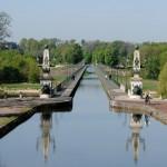 Le pont-canal de Briare dans le Loiret