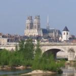 Le pont Royal d'Orléans dans le LoiretLe pont Royal d'Orléans dans le Loiret