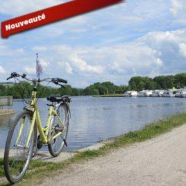 Tour de la Nièvre à vélo au bord de l'eau (6 jours)
