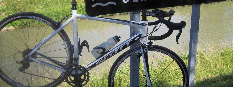 Le canal du Nivernais à vélo