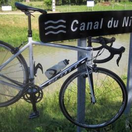Canal du Nivernais à vélo de Loire en Seine (5 jours)