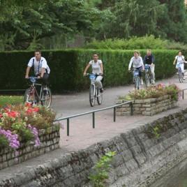 Canal de Bourgogne à vélo au pays de Vincenot (3 ou 4 jours)