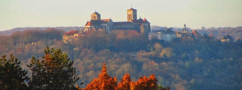 basilique Ste Madelaine patrimoine Vézelay