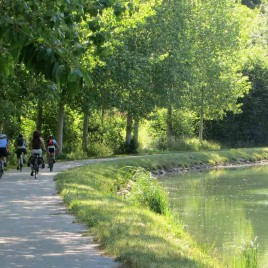 vélo canal nivernais