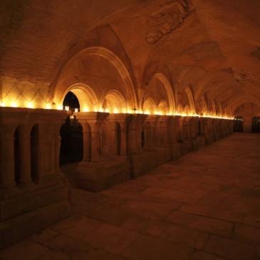 Visites nocturnes à l'Abbaye de Fontenay