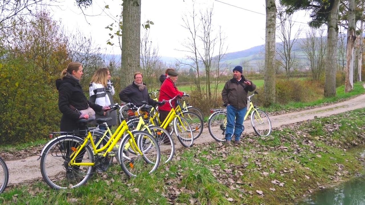 Séjour accompagné à vélo - guide