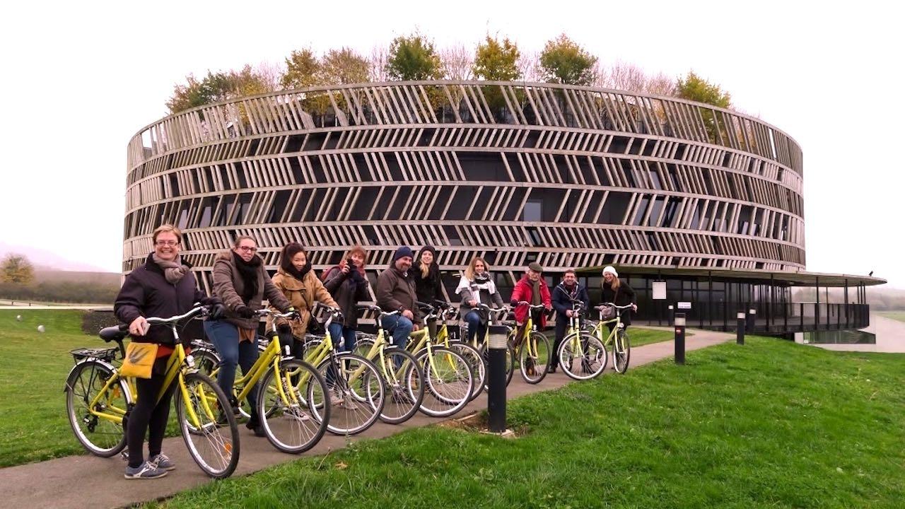 Séjour accompagné à vélo - Muséoparc d'Alesia