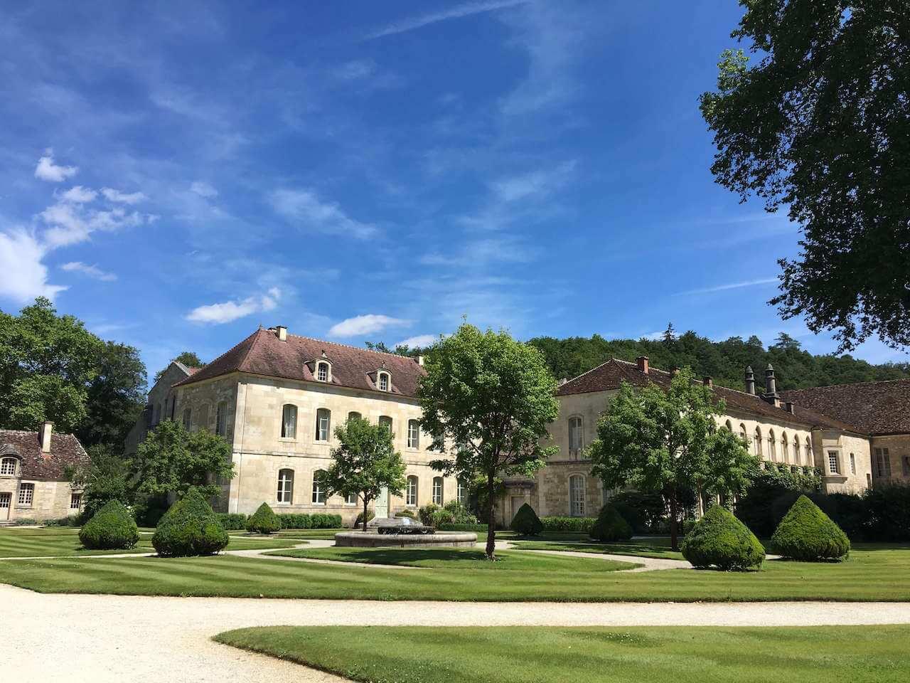 L'Abbaye de Fontenay, séjour Épiques Époques