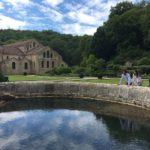 abbaye-de-fontenay-plan-d'eau