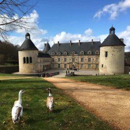chateau-bussy-rabutin-miniature Épiques Époques