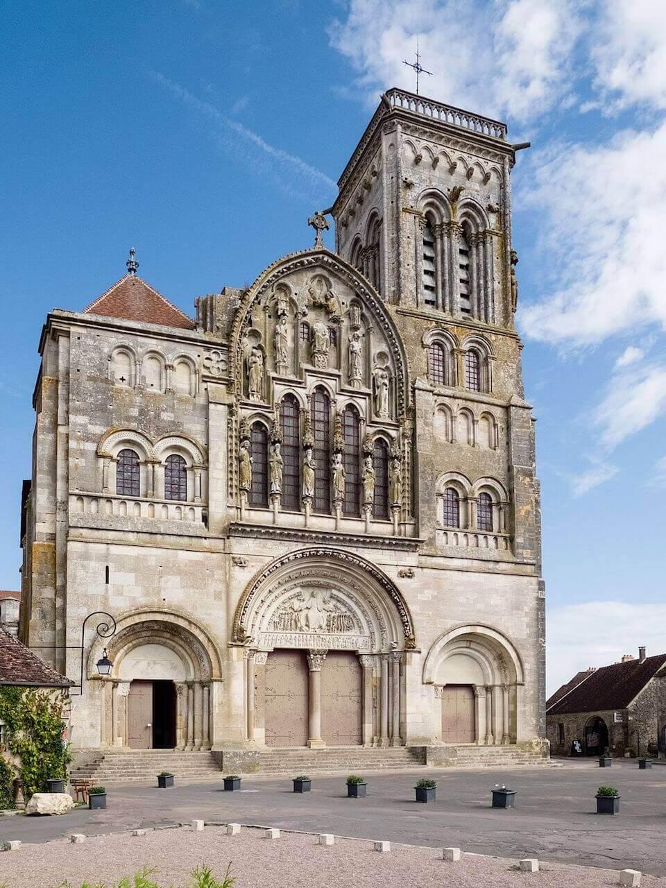 basilique-vézelay-panneau