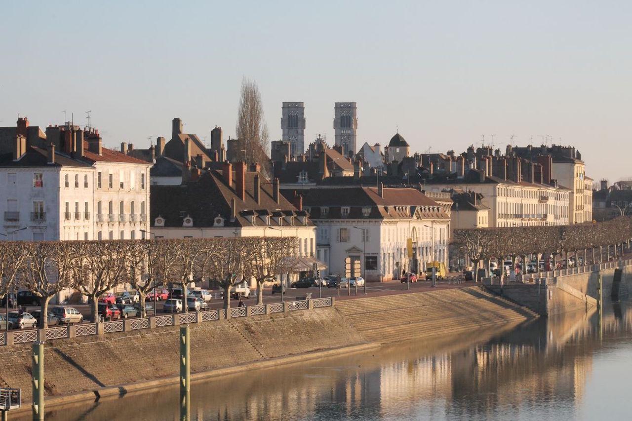 Quai de Saône, Chalon-sur-Saône